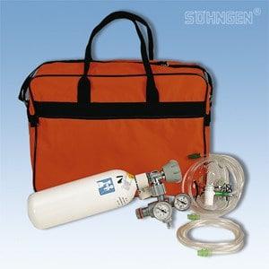 Zuurstof draagtas module 1 liter