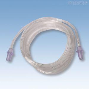 Zuurstof verbindingsslang van ongeveer 210cm. Verstevigde uiteindes