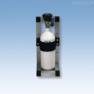 Muurhouder voor zuurstofflessen 1 liter