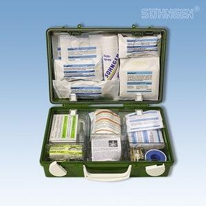 EHBO koffer SN-CD met vulling norm DIN 13157 PLUS groen
