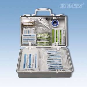 EHBO koffer SN-CD met vulling norm DIN 13157 wit