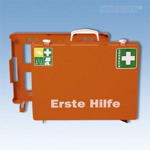 EHBO koffer MT-CD met vulling norm DIN 13169 oranje