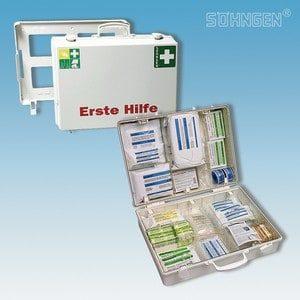 EHBO koffer MT-CD met vulling norm DIN 13169 wit