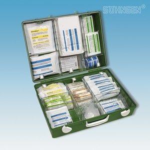 EHBO koffer MT-CD met vulling norm DIN 13169 groen