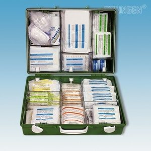 EHBO koffer MT-CD met vulling norm DIN 13169 PLUS groen