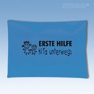 EHBO tasje onderweg kind (blauw)