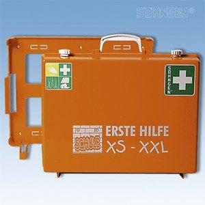 EHBO koffer school XS-XXL