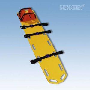 Set wervelplank (DIN EN 1865) + Head Blocks + riemen