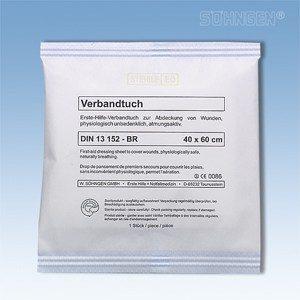 Verbandlaken SP - 40 cm x 60 cm