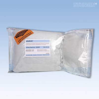 Aluderm AquaCool matras - kinderen 20 jaar steriel