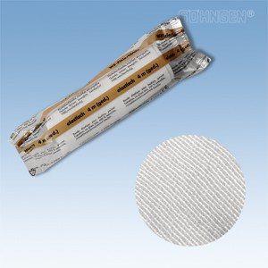 WS fixatie gaaszwachtel, elastisch - 4 m (ext.) x 4 cm