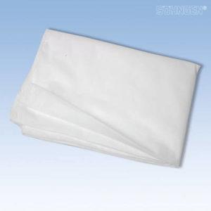Overtrek voor wegwerpdeken polyestervlies