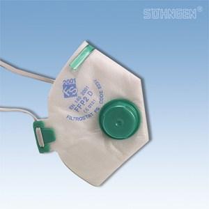 Beschermingsmasker FFP2 (met uitademingsventiel)