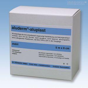 Aluplast wondpleisters - 5 m x 6 cm - WP
