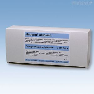 Aluplast vingergewricht - 4,3 cm x 7,2 cm - 100 stuks - EL