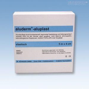 Aluplast wondpleisters - 5 m x 4 cm - EL