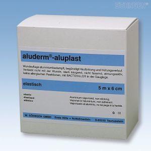Aluplast wondpleisters - 5 m x 6 cm - EL