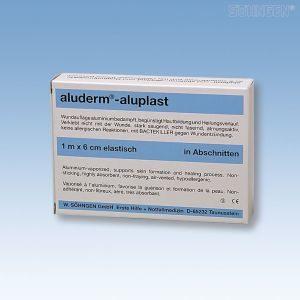 Aluplast wondpleisters - 1 m x 6 cm - EL