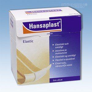 Hansaplast Elastic 5 m x 8 cm
