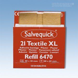 Salvequick navulling - 6470, wondpleiser elastisch