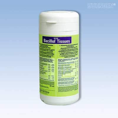 Bacillol doekjes (100 stuks)