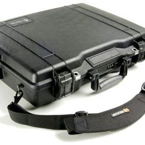 Peli-Case 1495 zwart + foam