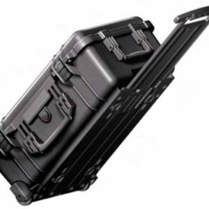 Peli-Case 1510 Carry On Case Zwart + Foam
