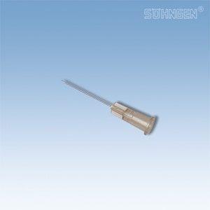 naald maat 18 - G 26 - 0,45 x 23mm - bruin