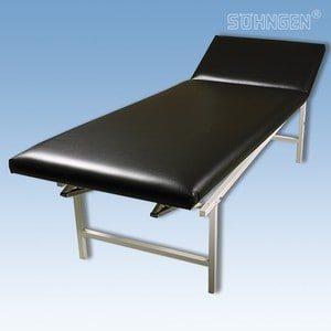Verzorgingstafel hoofd- en voetensteun verstelbaar