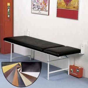 Wandmodel: verzorgingstafel hoofd- en voetensteun verstelbaar