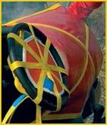 Airbag Veiligheidssysteem Octopus, set van 2