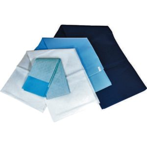 Disposable Fluid Resistant Linen Pack - Pack A (Doos van 25)