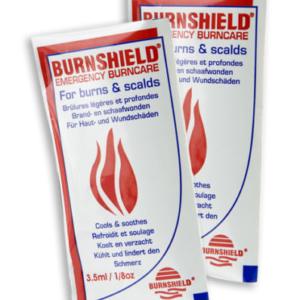 Burnshield Hydrogel Burn Blot (doos van 25)