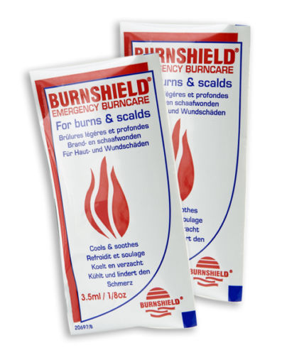Burnshield Hydrogel Burn Blot (doos van 25)