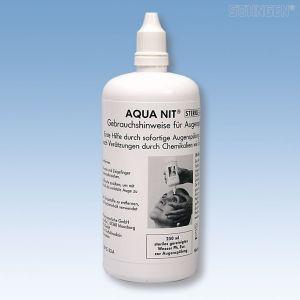 Oogspoelvloeistof AquaNit Steriel water