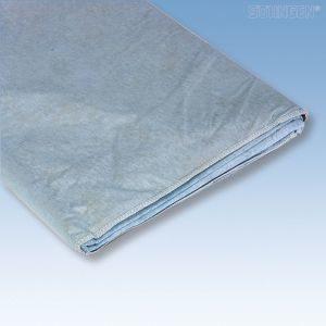 Wegwerpdeken: COLOUR ECO thermisch deken - blauw