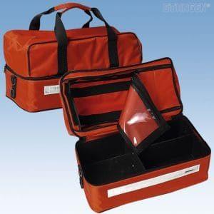 Standaard Eerste Hulp en interventie draagtas (leeg)