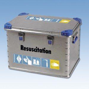 SEG Box 2, reanimatie