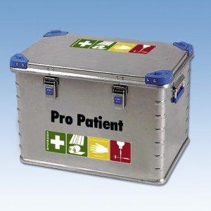 SEG Box 6, Pro Patient, gevuld