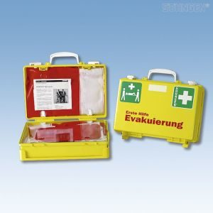 Eerste hulpkoffer, EVACUATIE - met 2 reddingstoelen KOMBI