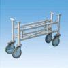 Brancard - Stretcher onderstel, vouwbare constructie, DIN 13 046