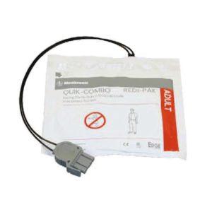 Defib pads voor Lifepak 12 - 15 - 20 -500 - 1000 Pre-connect