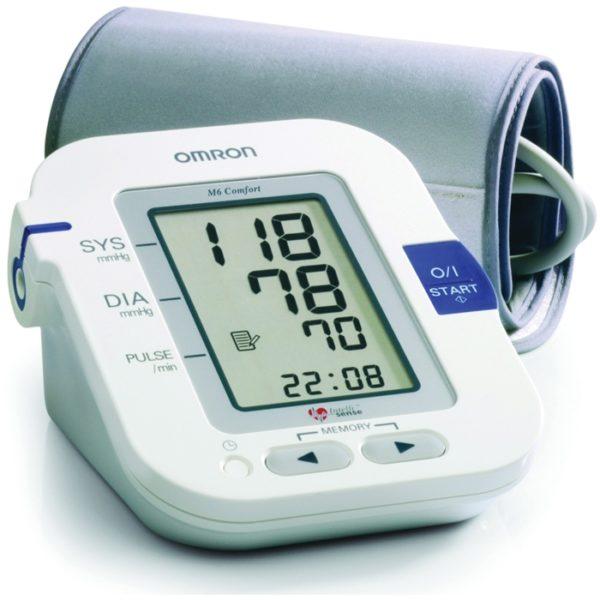 Omron M6 Comfort BP Monitor