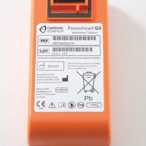 Wegwerpbatterij voor Powerheart AED G5