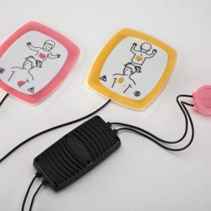 Defib pads voor Lifepak 1000 Pediatrie