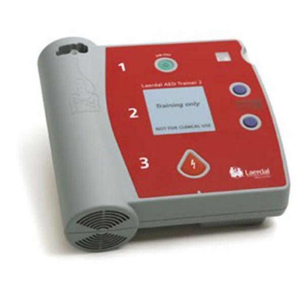 Laerdal HeartStart FR2 Defib AED Trainer
