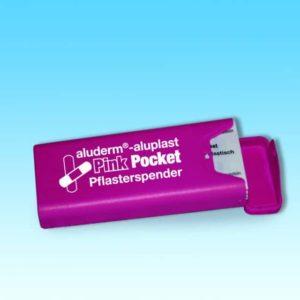 Wondpleister pocket dispenser