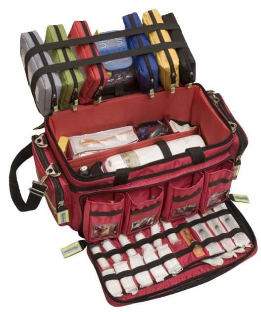 Interventietas ambulancier (incl zuurstof)(huurprijs per dag)