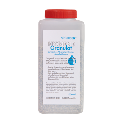 Hygiene-granulaat