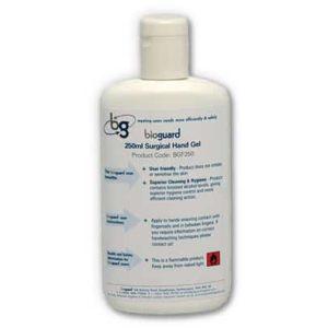 Bioguard surgical hand gel - 250ml (doos van 10 flesjes)